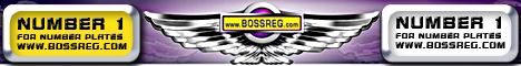 www.Bossreg.com number 1 for number plates