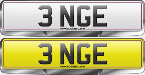 Great Dateless Number 3 NGE Available Now From www.BOSSREG.com